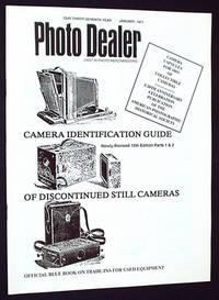 Photo Dealer Camera Identification Guide of Discontinued Still Cameras
