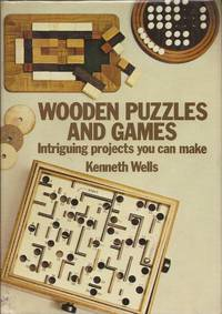 image of Wooden Puzzles and Games: Intriguing Projects You Can Make