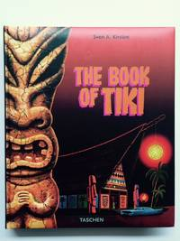 The Book of Tiki by Sven A. Kirsten - Hardcover - Faux leather bound; English, German, French language. - 2000 - from Cultbooks.nl (SKU: 1957000005)