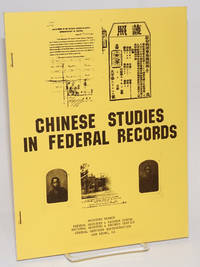 Chinese studies in Federal records