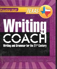 image of Prentice Hall Texas Writing Coach Writing and Grammar for the 21st Century