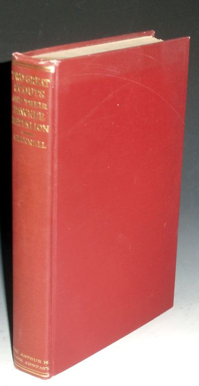 Cleveland, OH: The Arthur H. Clark Co, 1928. First Edition. Octavo. 299pp. Folding map. Text. Index....
