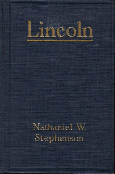 Indianapolis: The Bobbs-Merrill Company, 1922. First Edition. Signed inscription from Stephenson on ...