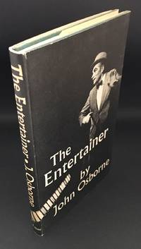 The Entertainer ( With A Letter Signed By The Author)