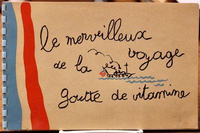 Le Merveilleux Voyage de la Goutte de...