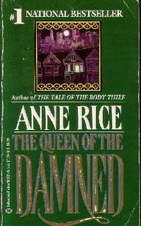 The Queen of the Damned by  Anne Rice - Paperback - 1989491 - from Odds and Ends Shop and Biblio.com