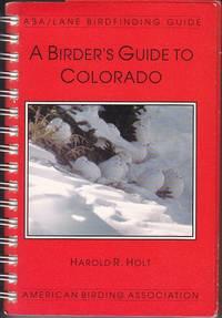 image of A Birder's Guide to Colorado
