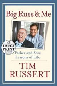 image of Big Russ and Me (Random House Large Print)