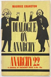 image of Anarchy: a journal of anarchist ideas. No. 22 (December 1962)