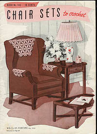 Chair Sets to Crochet, Book No. 143