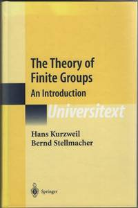 The Theory of Finite Groups An Introduction