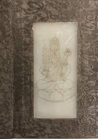 Buddhist Prayer Book Made of Eight Jade Plaques [Chinese]