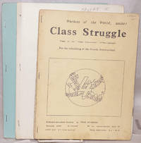 Class Struggle: New series: no. 2 (March 1967)