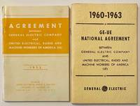 Agreement between General Electric Company and United Electrical, Radio and Machine Workers of America (UE). (Two different contract booklets: 1952, 1960-63)