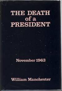 image of The Death of a President  November 1963