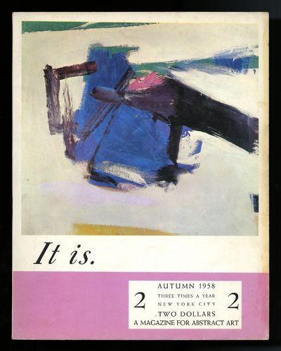 New York: Second Half Publishing Co., Autumn 1958. 2 hors-texte color plates + 24 b/w plates & 24 b/...