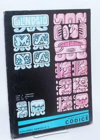 Calendario Maya. Codice en Maya, Ingles y Castellano. Year 5 Sorcerer. Ano 5 Hechicero. Tun Ho iX