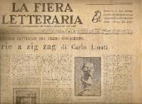La Fiera Letteraria. 1928. Anno IV. n. 1-10, 13-25, 27-53