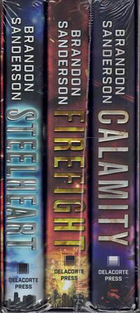 The Reckoners Series: Steelheart, Firefight, Calamity