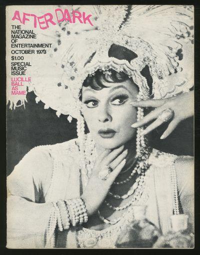 New York: Danad Publishing Company, 1973. Softcover. Near Fine. Magazine. Quarto. Stapled wrappers. ...