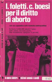 Per il diritto di aborto