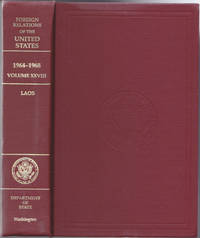 image of Foreign Relations of the United States, 1964–1968, Volume XXVIII, Laos