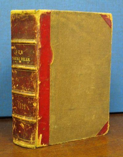 Boston: Ticknor & Fields, 1868. 1st appearance (Edgar & Vail, p. 30). Period red half-sheep binding ...
