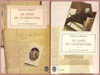 image of Le Coté de Guermantes (Tomes 1 & 2) (A la recherches du temps perdu 3 & 4)