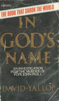 image of In God's Name - An Investigation into the Murder of Pope John Paul I