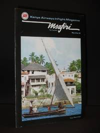 Kenya Airways Inflight Magazine Msafiri Number 2