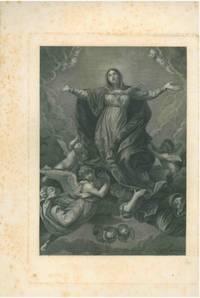 Assunzione della Vergine.
