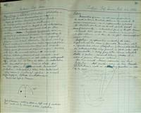 Brimi, Carl L. Student Medical Notes. 1895-98