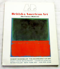 British and American Art. The Uneasy Dialect [An Art & Design Profile]