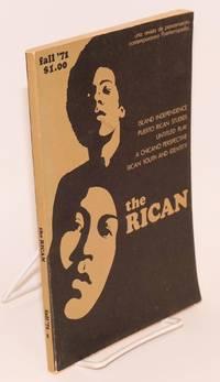 The Rican: revista de pensamiento contemporaneo Puertorriqueño, Fall 1971, number 1