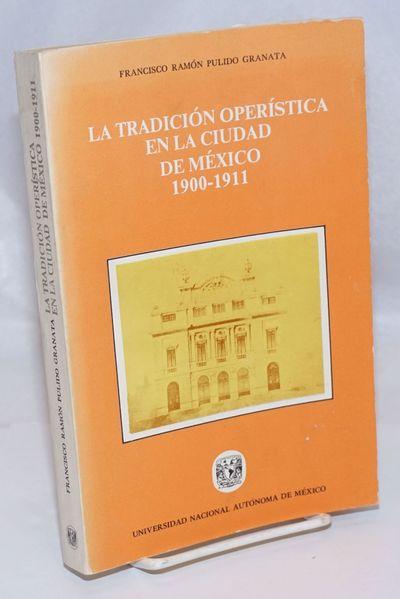 Mexico City: Coordinacion de Humanidades, Universidad Nacional Autonoma de Mexico, 1981. Paperback. ...