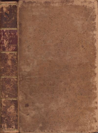 Albany: Steam Press of C. Van Bethuysen, 1841. Fifth Edition. Leather bound. Fair. 12mo. , 336 pages...