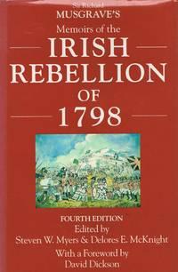 image of Memoirs of the Irish Rebellion of 1798