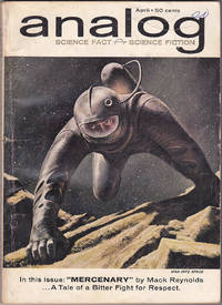 Analog Science Fact - Science Fiction, April 1962 (Volume 69, Number 2)