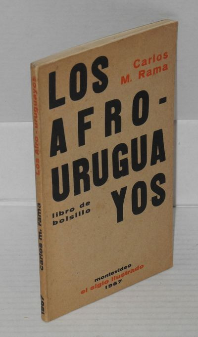 Montevideo: El Siglo Ilustrado, 1967. Paperback. 98p., review of book pasted to r.e.p. and rear past...