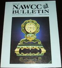 image of Watch and Clock Collectors Magazine October 1989 Issue of NAWCC