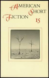 American Short Fiction (Vol. 4, No. 15, Fall 1994)