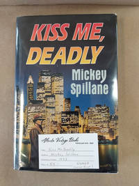 image of KISS ME DEADLY (SIGNED, LARGE PRINT)