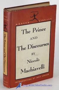 The Prince and the Discourses (Modern Library #65.3)