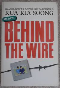 445 Days Behind the Wire - an account of the October 1987 ISA detentions.