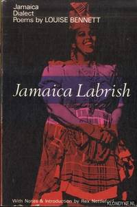 Jamaica Labrish, Jamaica Dialect Poems by Louise Bennett