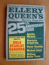 image of Ellery Queen's Mystery Magazine March 1966