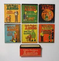 LITTLE ORPHAN ANNIE Wee Little Books Box Set