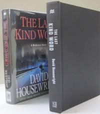 The Last Kind Word: A McKenzie Novel