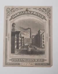 Hamilton Prints (Textile Label)
