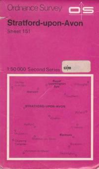Ordnance Survey: Stratford-Upon-Avon Sheet 151[1:50 000 Second Series]